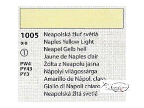 Tempera Umton 35 ml - 1005 Neapolská žluť světlá