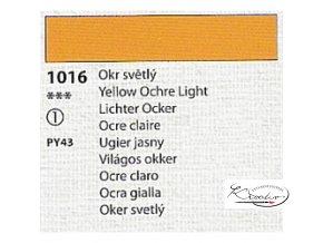 Tempera Umton 35 ml - 1016 Okr světlý