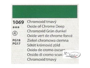 Tempera Umton 35 ml - 1069 Chromoxid tmavý