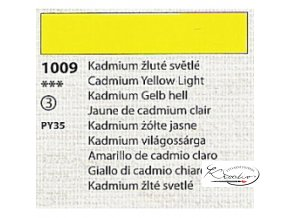 Tempera Umton 35 ml - 1009 Kadmium žluté světlé