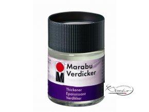Silk Marabu č. 001 Zahušťovač barva na hedvábí 50ml
