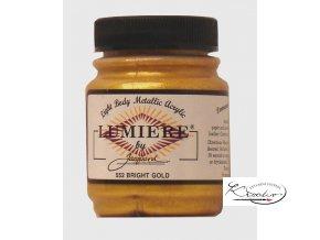 Lumiere 67 ml - 552 Jasně zlatá