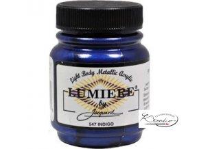 Lumiére 67 ml - 547 Indigová modř