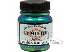 Lumiére 67 ml - 556 Modro zlatá