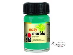 Mramorovací barva easy marble 15ml 098 tyrkysová