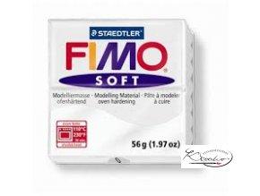 FIMO Soft 56g 00 bílá