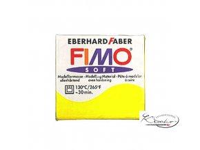 FIMO Soft 56g 10 citronová
