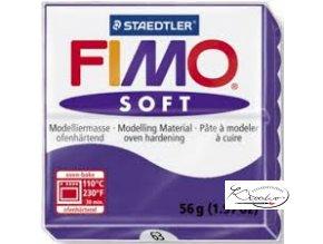 FIMO Sotf 56g 63 fialová