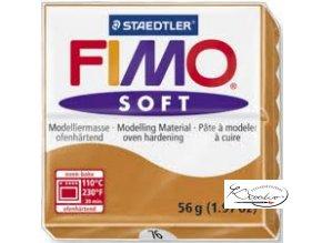 FIMO Soft 56g 76 koňaková