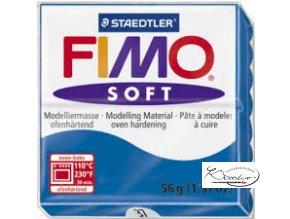 FIMO Soft 56g 37 modrá azurová