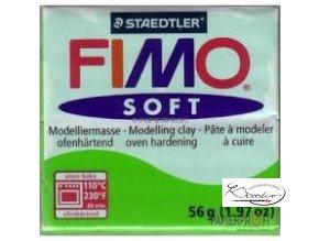 FIMO Soft 56g 53 tropická zeleň