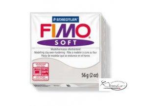 FIMO Soft 56g 80 šedá