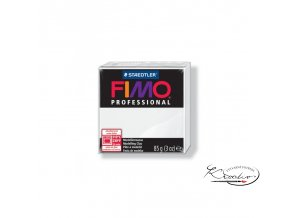 Fimo Professional 85g 0 Bílá