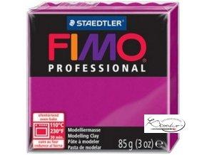 Fimo Professional 85g 210 Magenta
