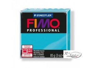 Fimo Professional 85g 32 Tyrkysová