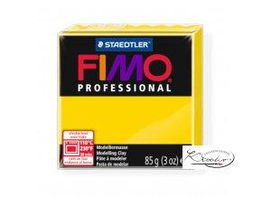 Fimo Professional 85g 100 žlutá
