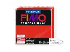 Fimo Professional 85g 200 červená