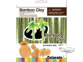 Bambusová modelína 200g