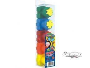 Prstové barvy Colorino Kids 5 x 20ml