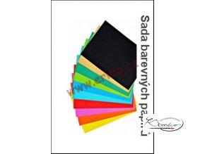 Barevný papír A4/80g/m2 - 500listů
