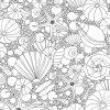 Antistresové omalovánky - Pod hladinou moře  Antistresové omalovánky - Pod hladinou moře