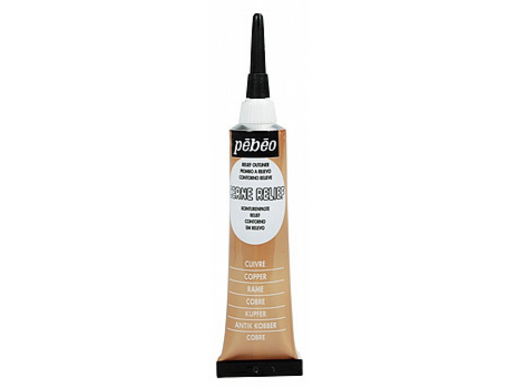 Cerne Relief kontury 20 ml