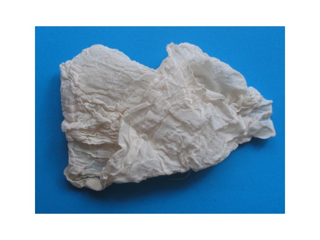 šátek bavlna-organtýn