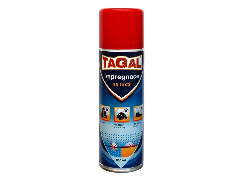 Impregnace (spray) na stany, textil, obuv TAGAL  300 ml