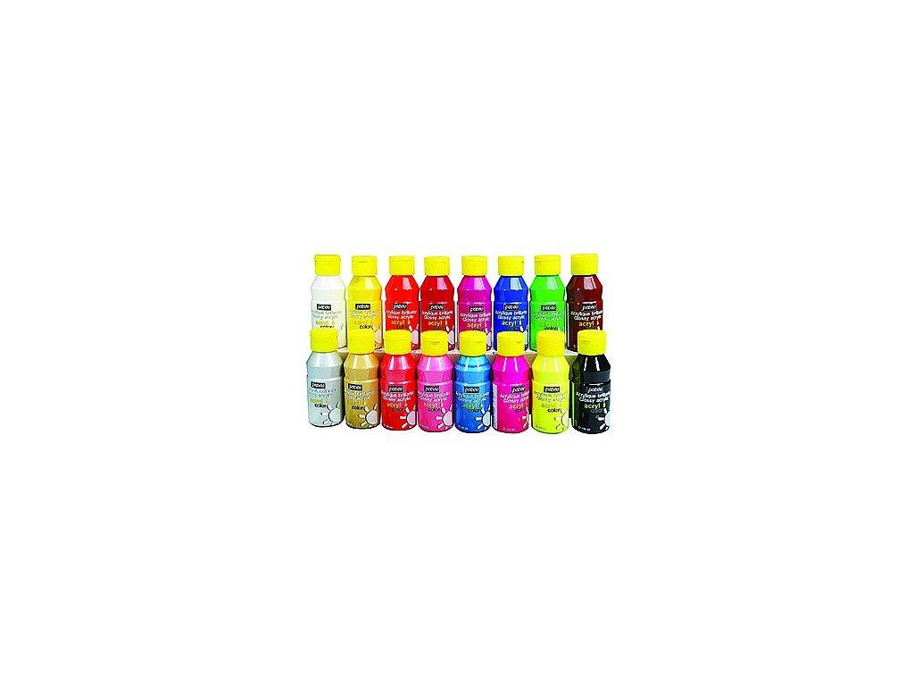 Acrylcolor 150 ml - 14 odstínů