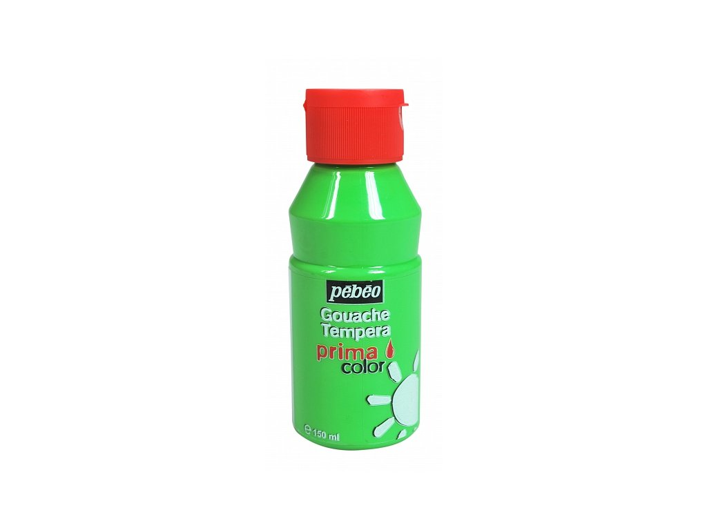 Primacolor tempery 150 ml - 24 odstínů