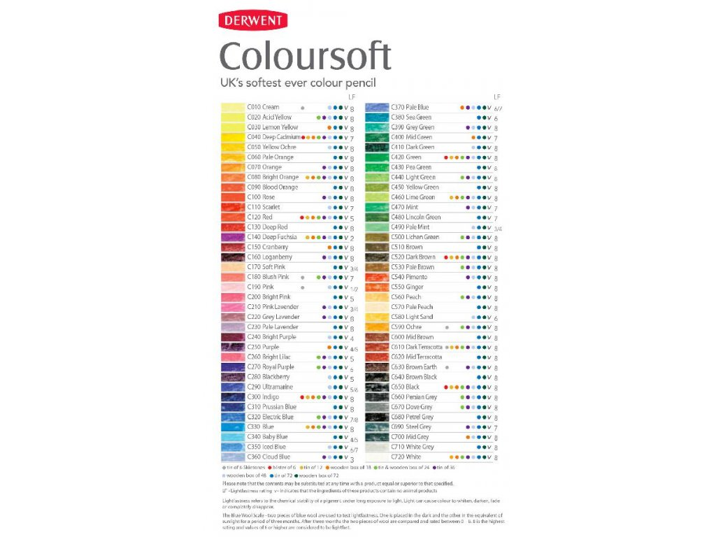coloursoft j