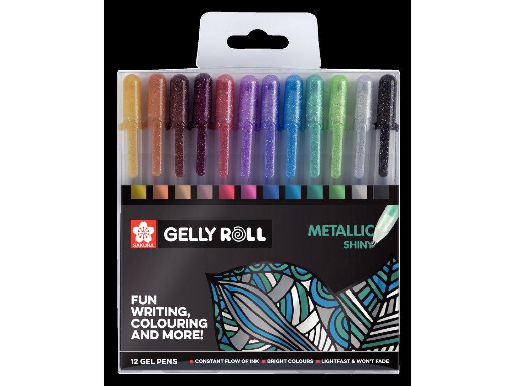 gelly roll sada 12