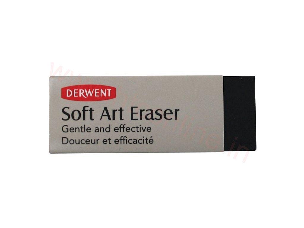 Soft Art Eraser (2 ks)