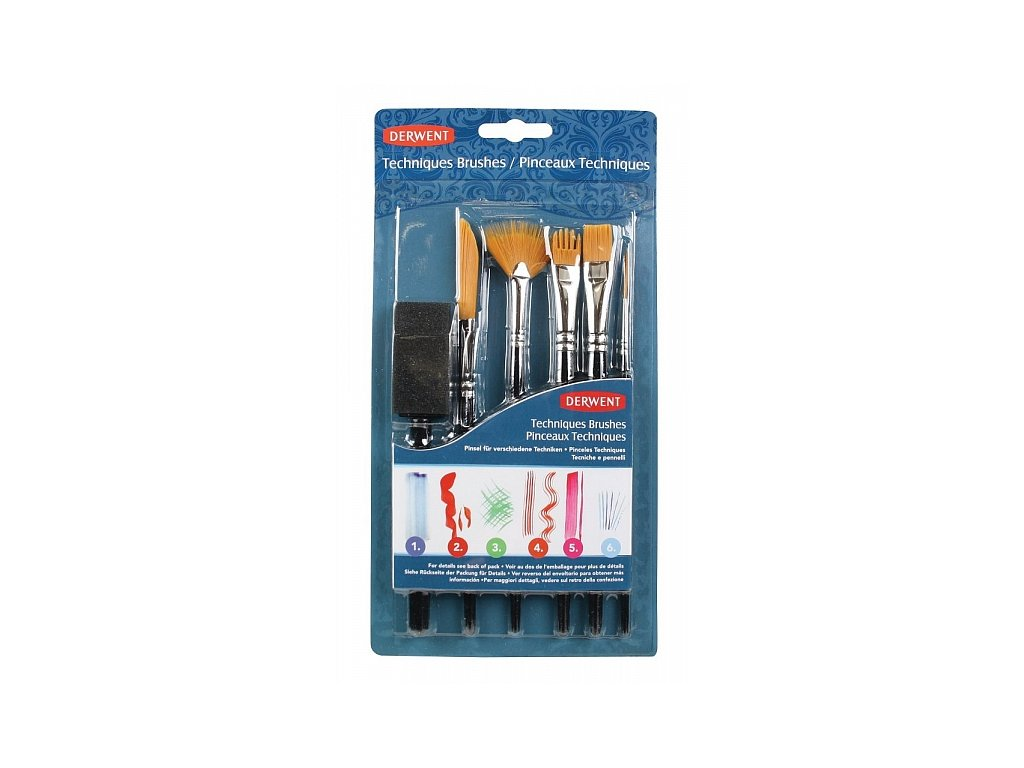 Technique Brush Set - sada štětců