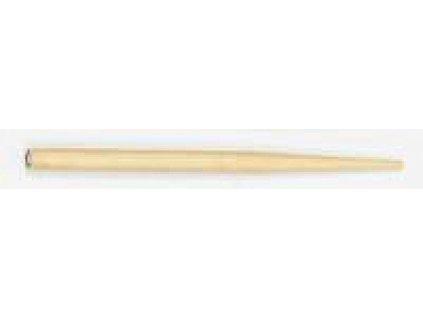 Násadka dřevěná přírodní (délka 180 mm)