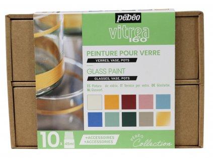 Vitrea 160 kufřík (10 × 45 ml)