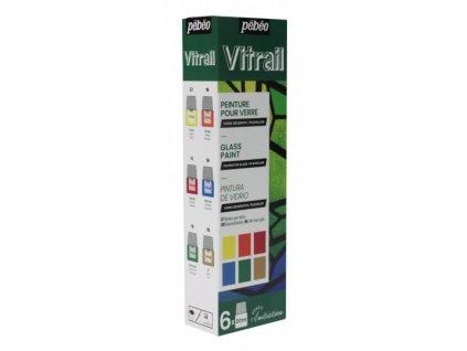 Sada Discovery Vitrail, 6 x 20 ml