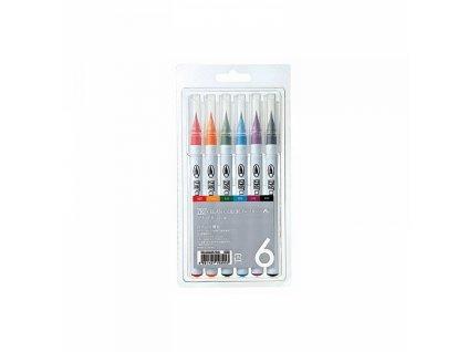 Clean Color Real Brush - sada 6 ks