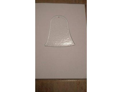 sklo zvonek