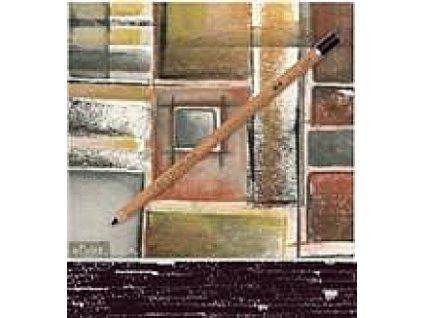 Umělecká rudka suchá v tužce SEPIA DARK - hnědá tmavá