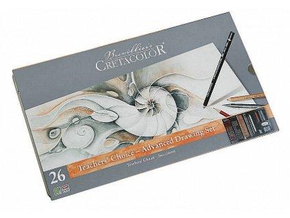 Cretacolor Teacher's sada kov, 26 ks