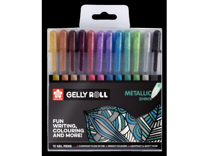 gelly roll sada 12