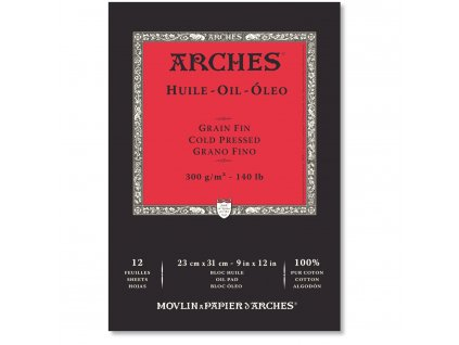 arches oil