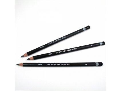 Sketching - grafitová tužka
