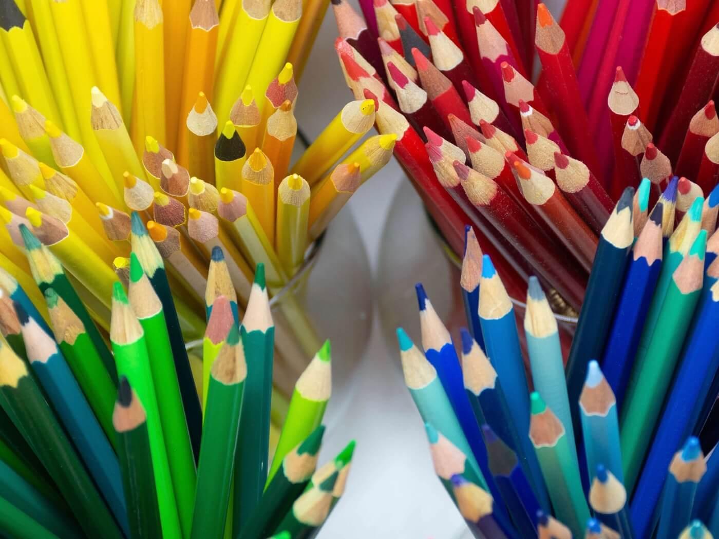 Top 9 - Nejlepší akvarelové pastelky