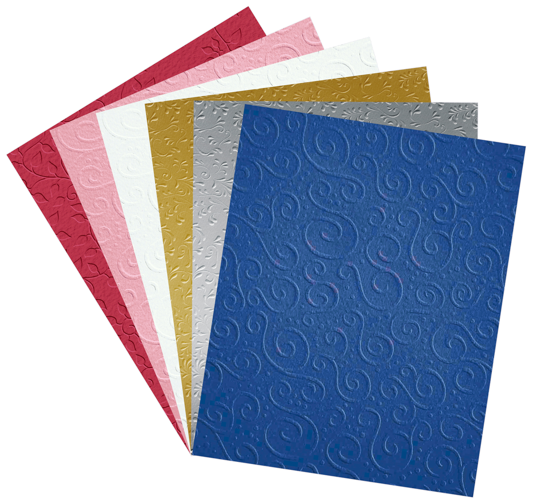 Embosovaný papír