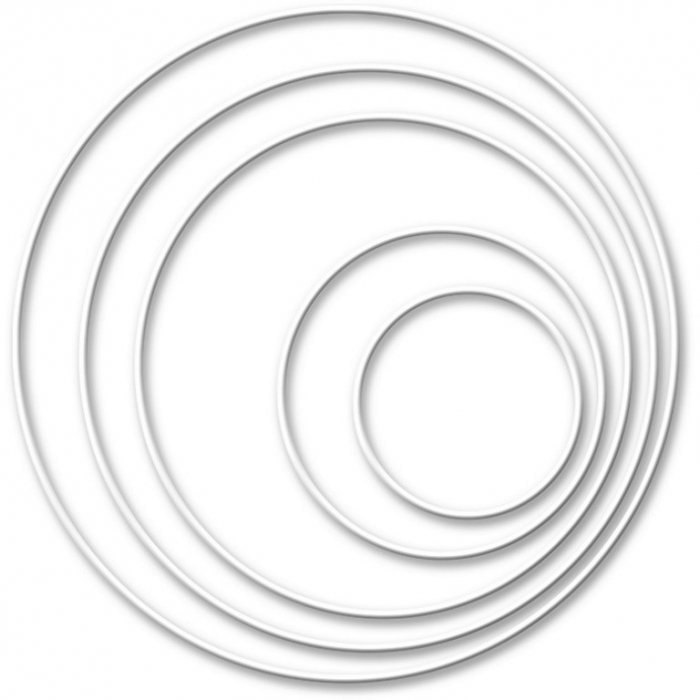 Kruhy na lapače snů