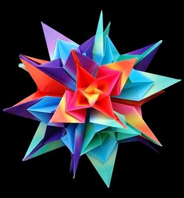 origami-koule