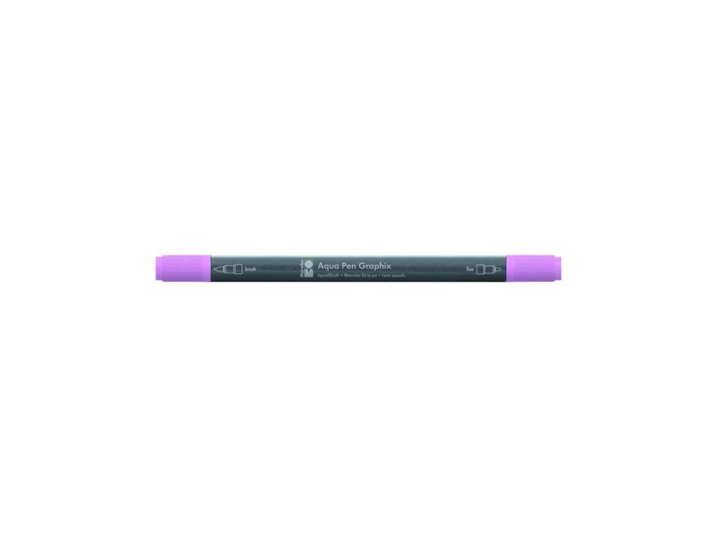 503 1 akvarelovy fix oboustranny aqua pen graphix ruzova 133