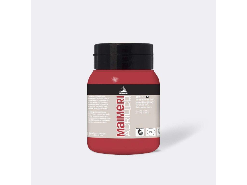 maimeri acrylico 500ml 280